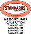 SIRIM Standards Technology Calibration Malaysia Logo